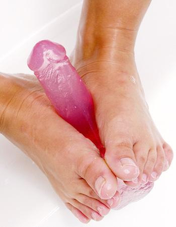 Fußsex